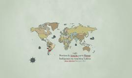 Pontos de tenção para Povos Indígenas na América Latina