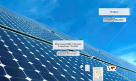 Dimensionamento de Sistema Geração Energia Solar Fotovoltaic