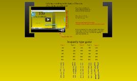 Copy of Jeopardy type prezi