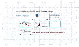 re-energising the Eastern Partnership