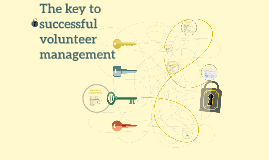 Copy of How to recruit, retain & develop volunteers