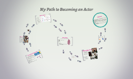 My Path to Becoming an Actor