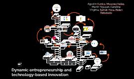 Dynamic entrepreneurship and technology-based innovation
