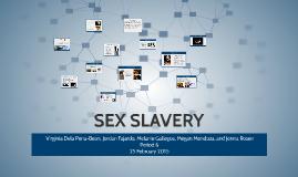 SEX SLAVERY