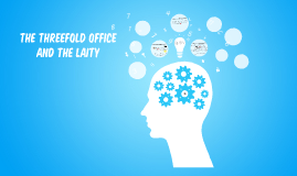 The Threefold Office and the Laity