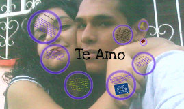 Te Amo :3