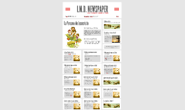 IMD NEWSPAPER