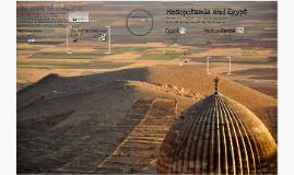 Copy of The Cradle of Civilization