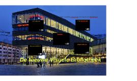 de nieuwe Visuele bibliotheek