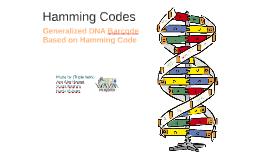 Hamming Codes