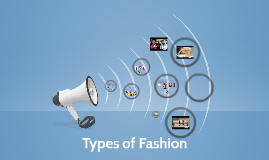Types of Fashion