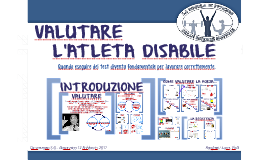 Valutare l'atleta disabile - 12.02.2017