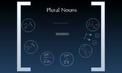 Copy of Plural Nouns