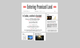 Chapel: Entering Promised Land