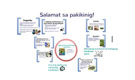 Mga Epekto ng Malayang Kalakalan