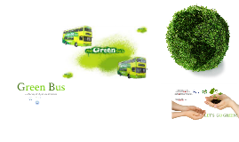 Copy of Green Products