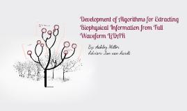 Symposium Presentation