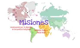Copy of Misiones