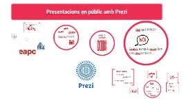 Presentacions en públic amb Prezi