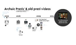 Archaic Prezi videos (2000-2008)
