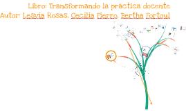 Copy of Copy of Transformando la Práctica Docente