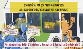 EVASIÓN EN EL TRANSPORTE: