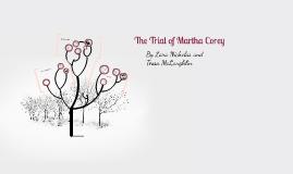 The Trial Of Martha Corey