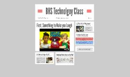 BHS Technolgoy Class