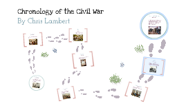 The Civil War Chronology