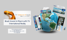 YV International Realty - Invest in Miami