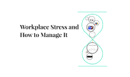 Copy of Stress in the Workplace
