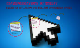 Transformations of Energy