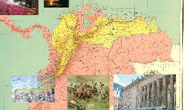 Historia de la Orinoquía (independencia y república)