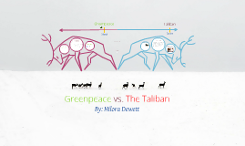 Political Spectrum: Greenpeace vs. The Taliban
