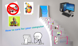 How to care for your computer
