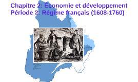 Ch.2 Économie et Développement / Régime français