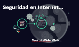 Seguridad en Internet...