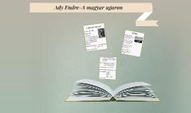 Ady Endre-A magyar ugaron