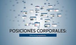 Copy of POSICIONES CORPORALES: