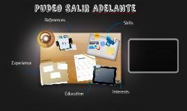 PUDEO SALIR ADELANTE