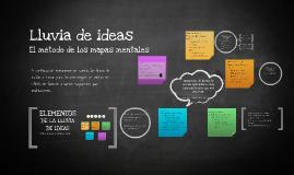 Plantilla Mapas Mentales de Daniel  Moreno