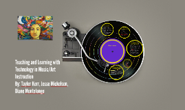 Teaching and Learning with Technology in Music/Art Instructi