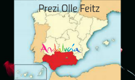 Spreekbeurt Olle Andalusie