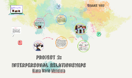 Project 2: Interpersonal relationships