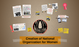Creation of National Organization for Women