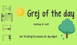 Grej of the day - Äpple