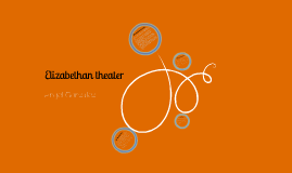 Elizabethan theater