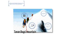 Copy of Tavan Bogd mountain