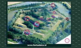 spreekbeurt Fort Sabina