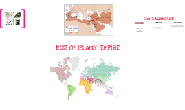 RISE OF ISLAMIC EMPIRE
